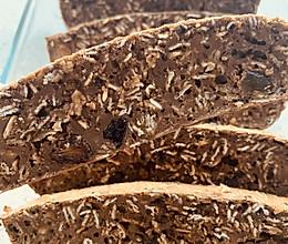 黑巧可可低脂0⃣️糖健身代餐蛋白棒的做法