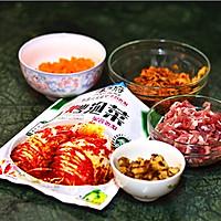 【韩国泡菜炒饭】的做法图解1