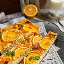下午茶——香橙芝士条