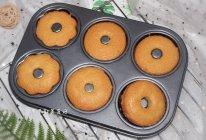 甜甜圈蛋糕的做法
