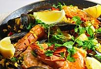 西班牙海鲜饭 Seafood Paella的做法