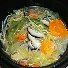 春季调理肠胃滚汤