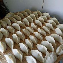 牛肉圆葱饺子