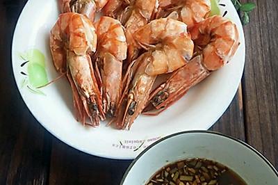 上班族的快手菜——盐水虾