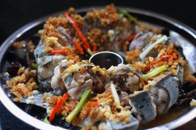 海鲜珍馐|潮味盘龙鳝