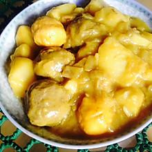 咖喱鱼丸,萌萌哒
