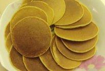 奶香玉米饼(松软无油 铜锣烧的做法)的做法