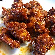 韩国蒜香炸鸡