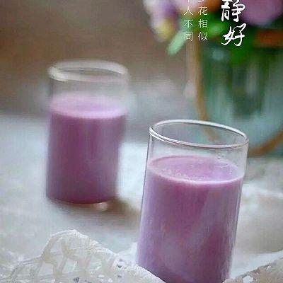 紫薯椰浆奶昔【再见渣难----九阳破壁豆浆机】