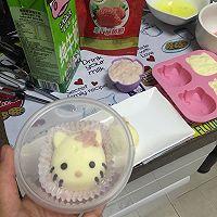 Hello Kitty 酸奶乳酪慕斯蛋糕的做法图解37