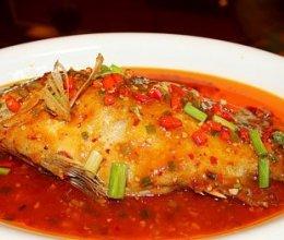 特色徽菜 臭鲑鱼的做法