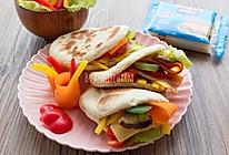 高颜值野餐便当:百变Pita皮塔饼#百吉福食尚达人#的做法