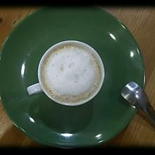 焦糖巧克力奶茶
