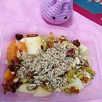 轻食#藜麦水果沙拉#