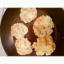 早餐简单做法土豆饼