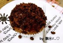 浓郁巧克力--黑森林面包的做法