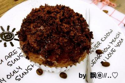 浓郁巧克力--黑森林面包