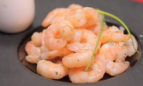 清炒虾仁—《顶级厨师》大学堂的做法