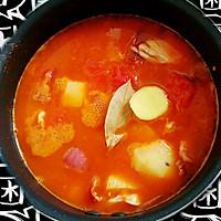培根薄荷蔬菜汤的做法图解5