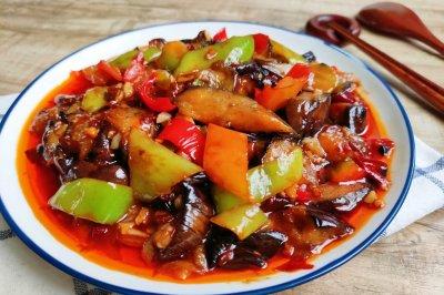 超级下饭的『鱼香茄子』做法