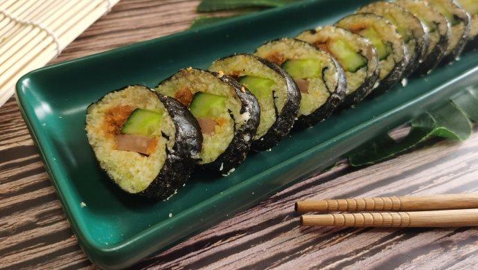 【生酮饮食·真酮】生酮寿司
