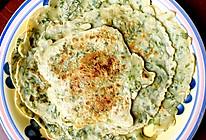 香椿鸡蛋饼的做法