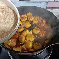 干煸小土豆的做法图解6