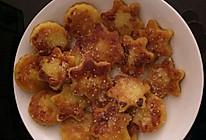 糯香红薯饼的做法