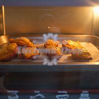 芝士焗红薯的做法图解4
