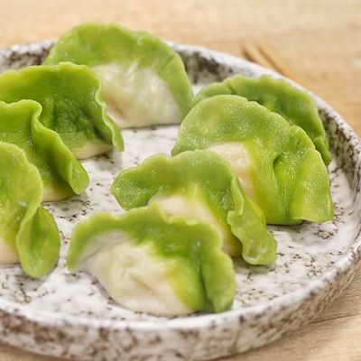 翡翠白玉饺-迷迭香