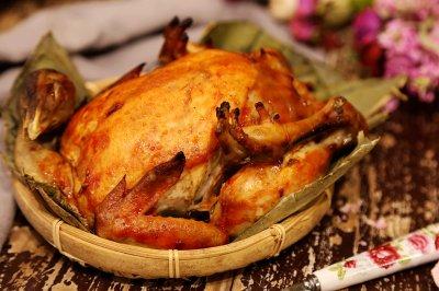 荷香糯米鸡