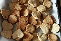 燕麦椰蓉葡萄干小饼的做法