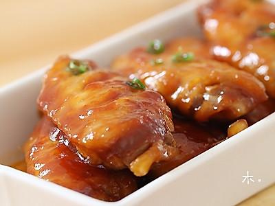 茄汁鸡翅的做法