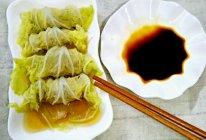 菜叶蒸饺#方太一代蒸传#的做法