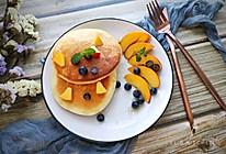 甜蜜早餐:松饼(无泡打粉)的做法