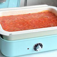番茄金针菇肥牛汤的做法图解6