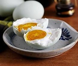 自制超靓健康咸鸭蛋的做法