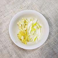 #味达美名厨福气汁,新春添口福#双椒炒海参的做法图解4