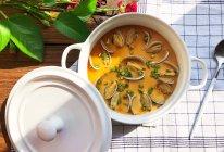 #我的拿手菜#蛤蜊蒸蛋的做法