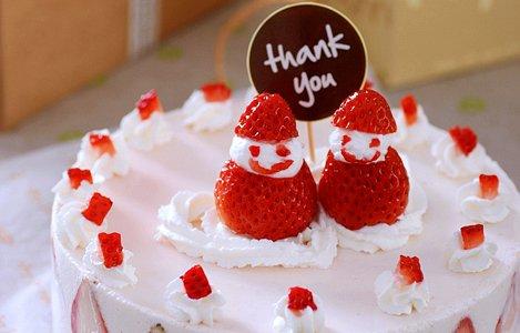 草莓酸奶慕斯蛋糕的做法