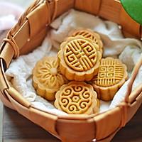 中秋月饼(风炉烤)