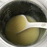 宝宝辅食之蛋黄西兰花小米糊的做法图解9