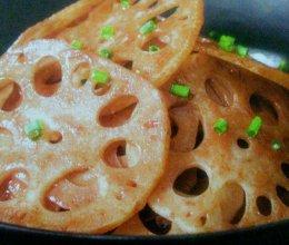 【老铁私房菜】南乳脆藕的做法