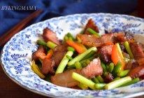 蒜烧腊肉#鲜的团圆味#的做法