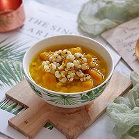 南瓜薏米羹#雀巢营养早餐#的做法图解8