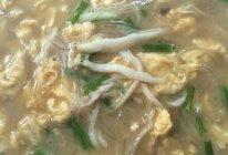 鸡蛋银鱼汤的做法