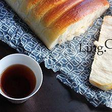 【港式牛奶排包】—超级柔软的奶香排包