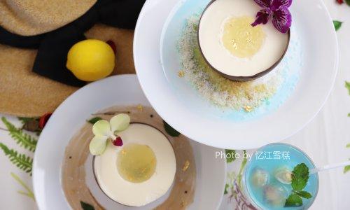 Samui椰林印象慕斯蛋糕的做法
