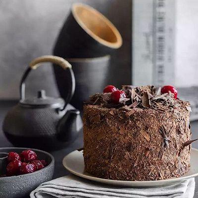 维也纳巧克力蛋糕