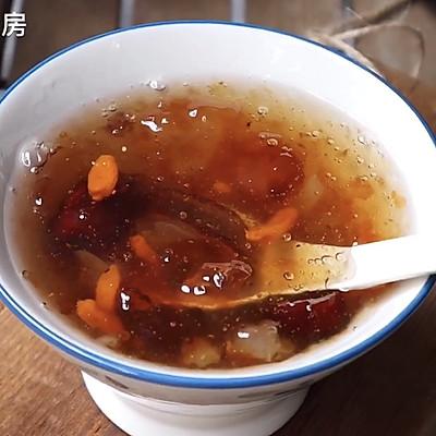 红枣雪燕桃胶